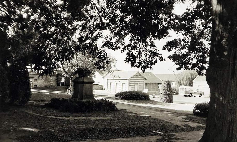 Les débuts de la gare de Bressuire